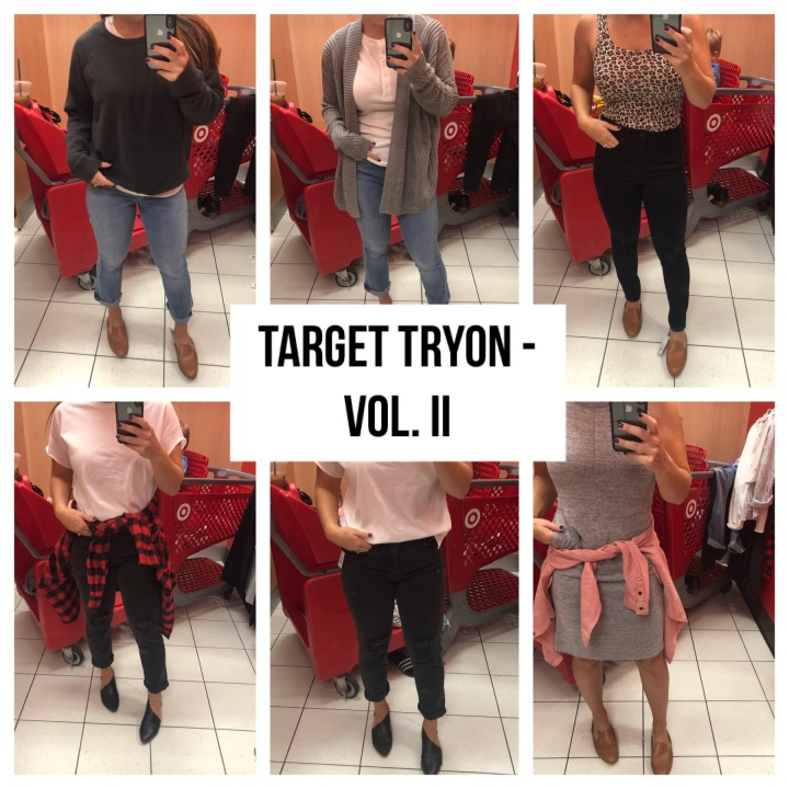 Target Try On – Vol. II