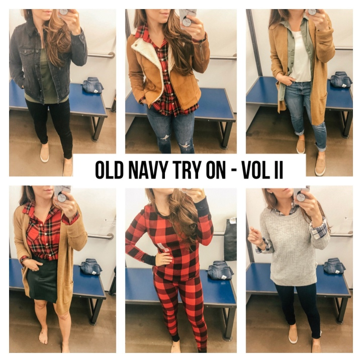 Old Navy Try On – Vol. II