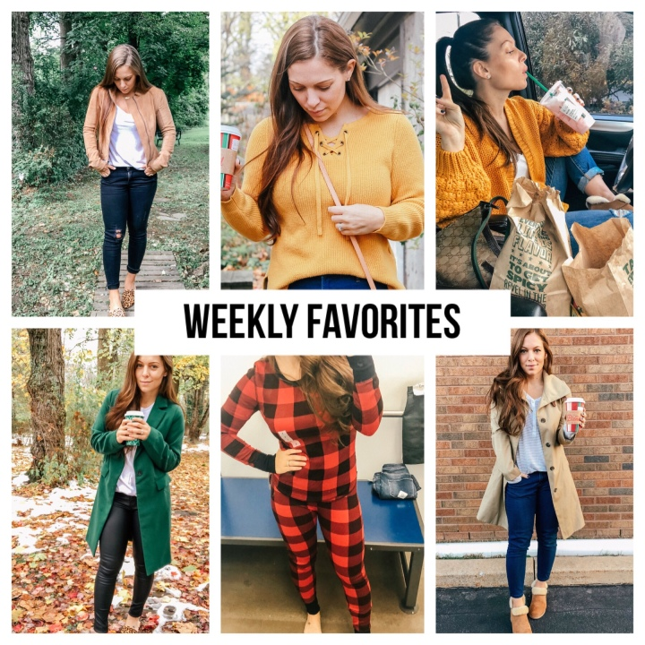 Weekly Favorites (on sale!)