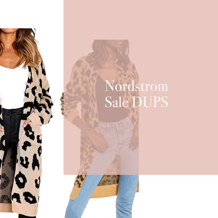 Nordstrom Anniversary Sale: Dups