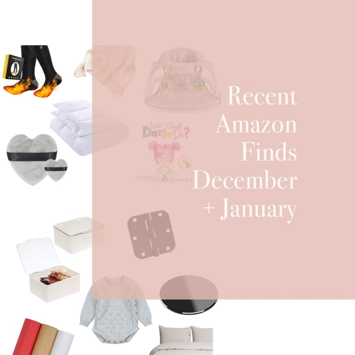 Recent Amazon Finds – November & December